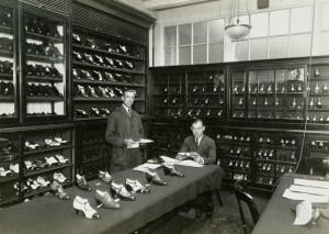 Histoire de la chaussure homme