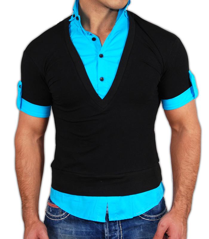 7b782e9f8fad7 Porter un tee shirt sous une chemise ?