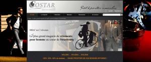 Costar, boutique vêtement haut de gamme Strasbourg