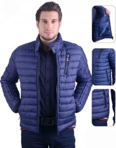 La doudoune pour homme, le vêtement tendance de l'hiver