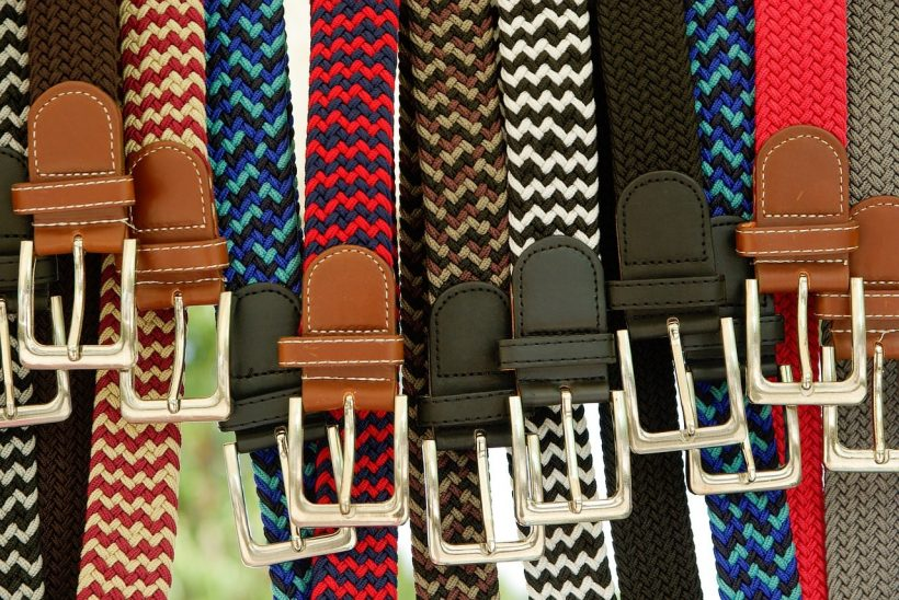 ceinture à porter