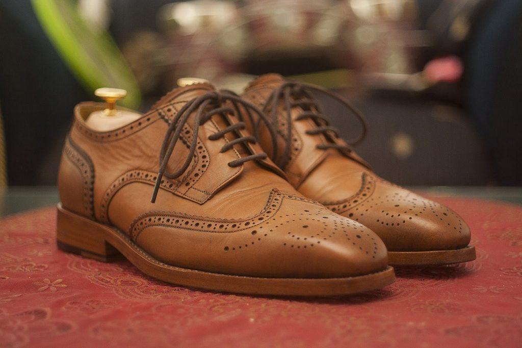 chaussure derby