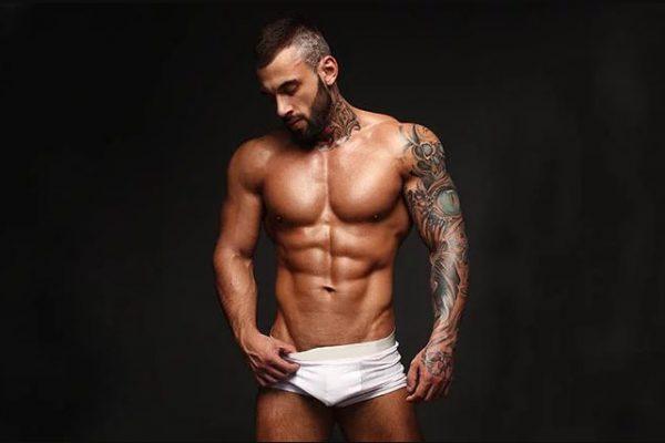 sous vêtement homme
