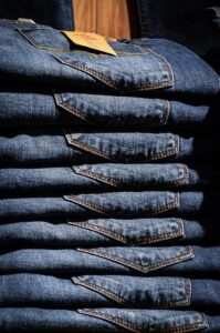 Choisir jean homme