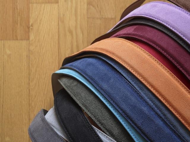 Comment choisir la couleur de sa ceinture ?