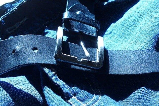 Quelle ceinture avec un jean homme ?