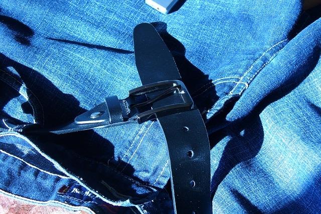 Quelle taille pour une ceinture homme ?