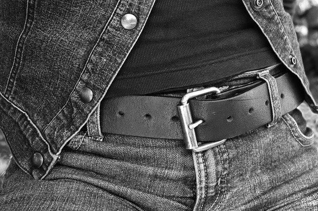Quelle ceinture avec un jean femme ?