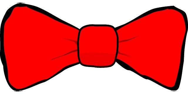 Quelle couleur pour un nœud papillon ?