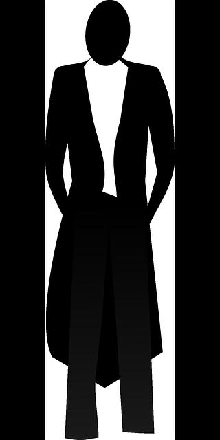 Quelle cravate avec une jaquette ?